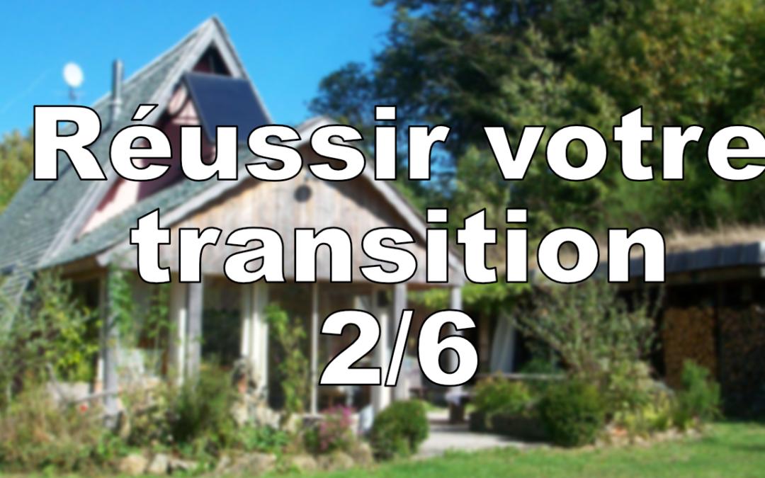 Réussir sa transition 2/6 : se libérer de la pression sociale