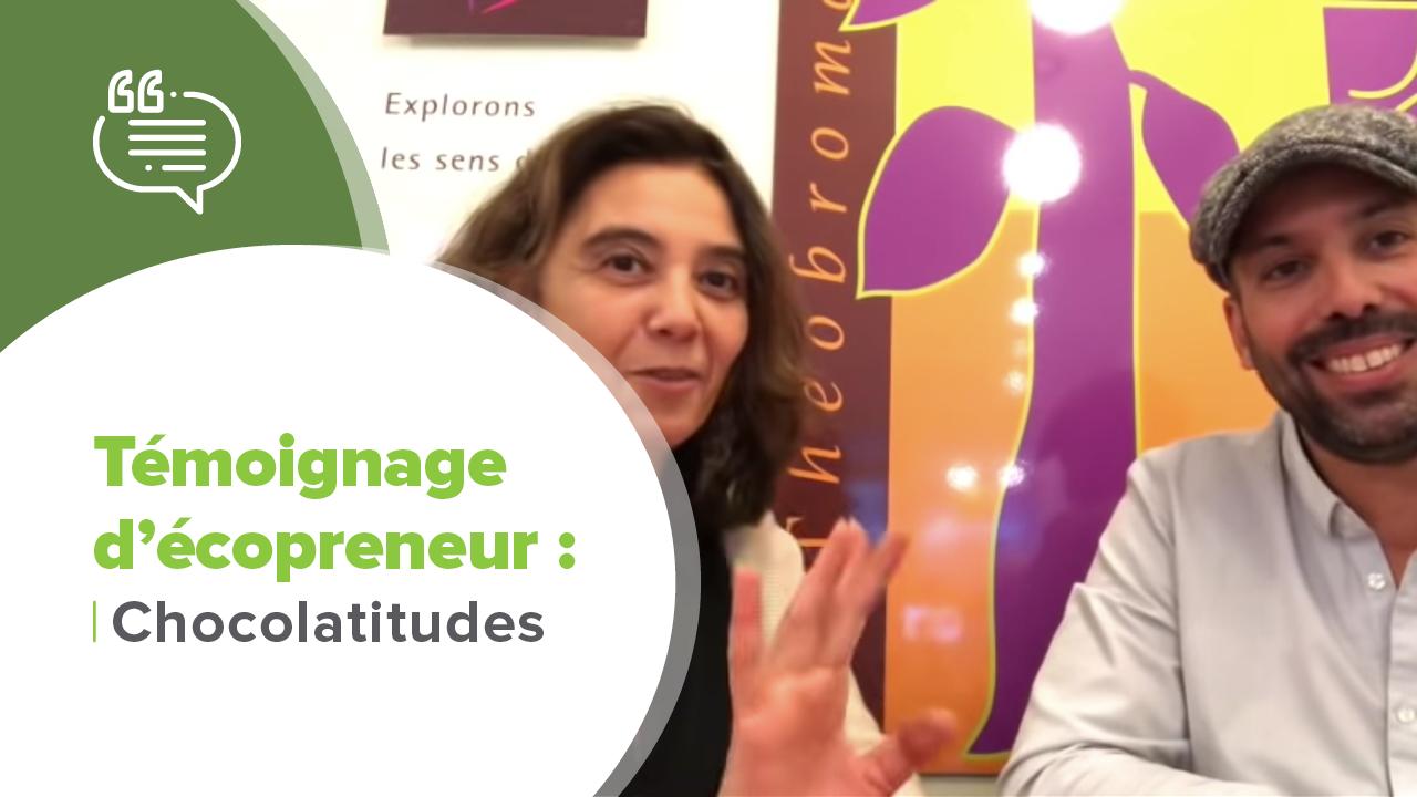 Témoignage d'Écopreneur, Témoignage d'Ecopreneur : Laurence et Chocolatitudes