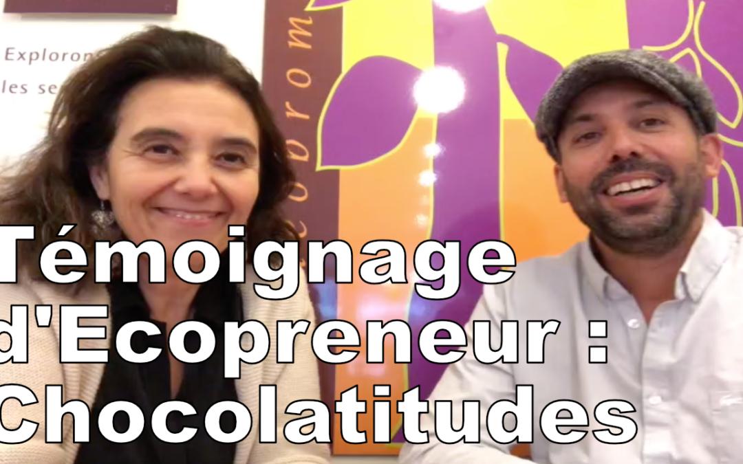 Témoignage d'Ecopreneur : Laurence et Chocolatitudes