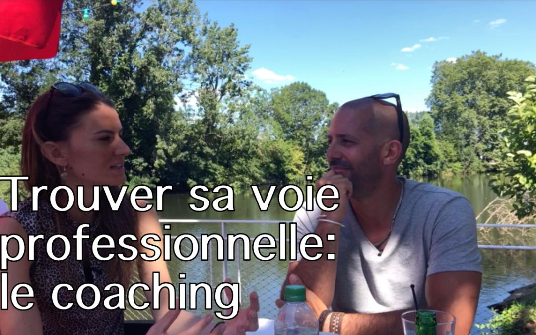 Trouver sa voie professionnelle : le coaching